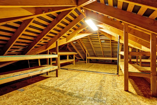 Smart ventilation systems help avoid mold issues in attics